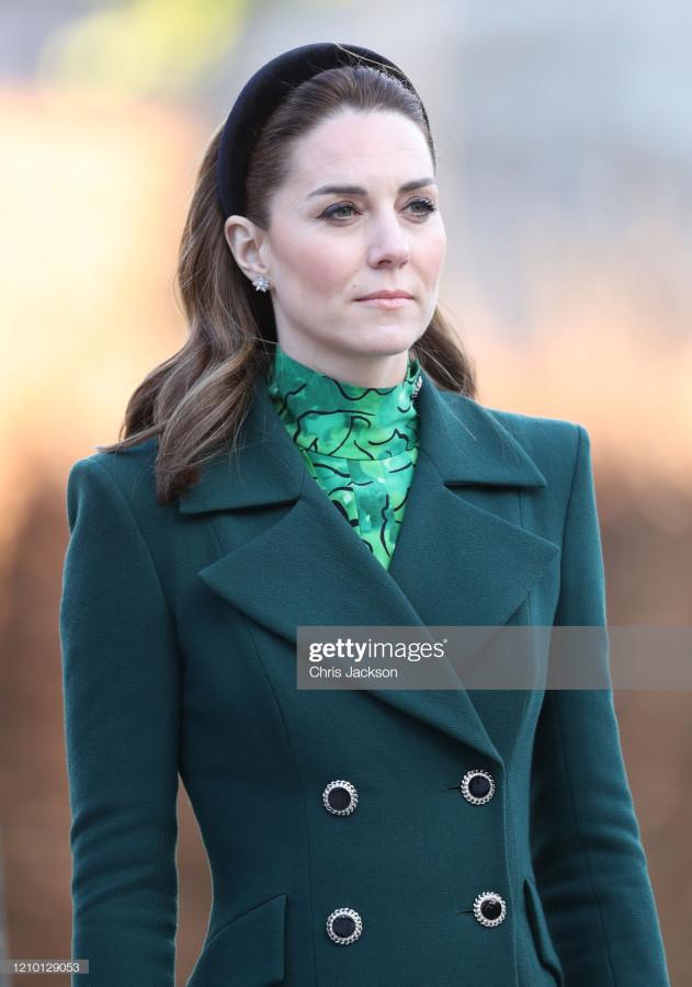 Герцог и герцогиня Кембриджские: Тур по Ирландии, день первый. Пост обновляется.