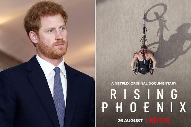 Документальный фильм с принцем Гарри выложен на Netflix.