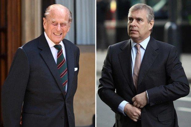 Принц Эндрю будет исключен из празднования 100-летия отца.