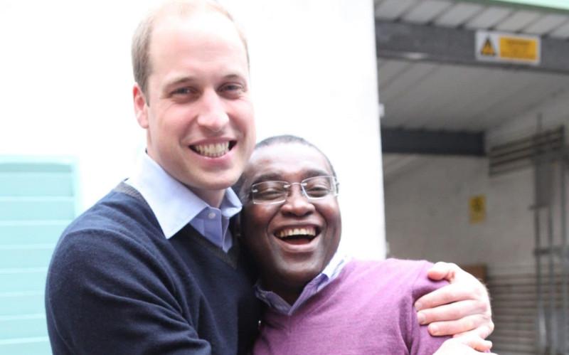 Сей Обакин для The Telegraph: мой друг принц Уильям не расист