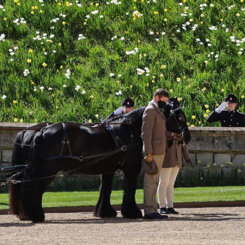 Похороны герцога Эдинбургского в объективе Криса Джексона