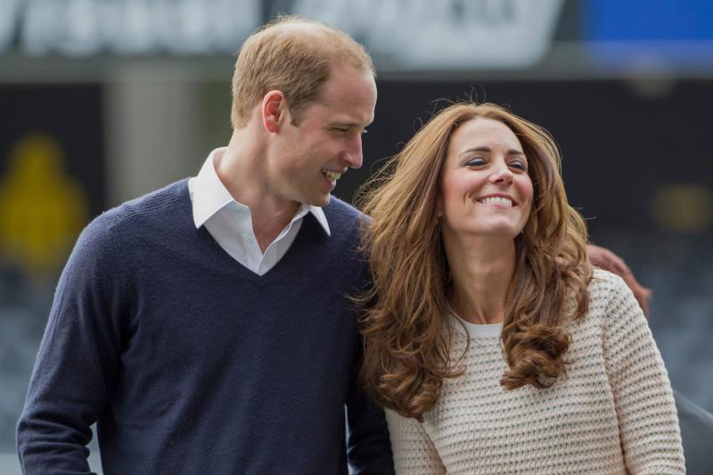 Фото-пост: Уильям и Кэтрин