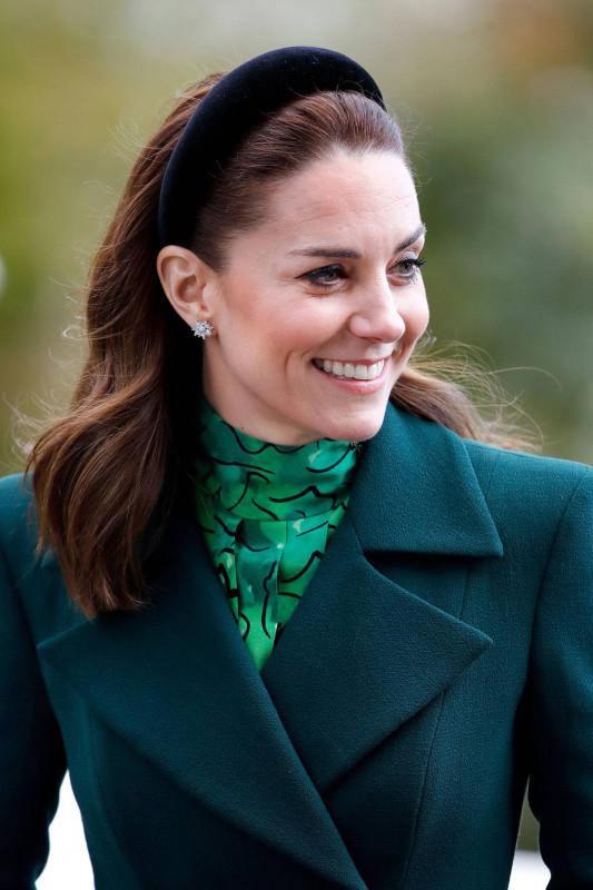 Новая подвеска герцогини Кембриджской