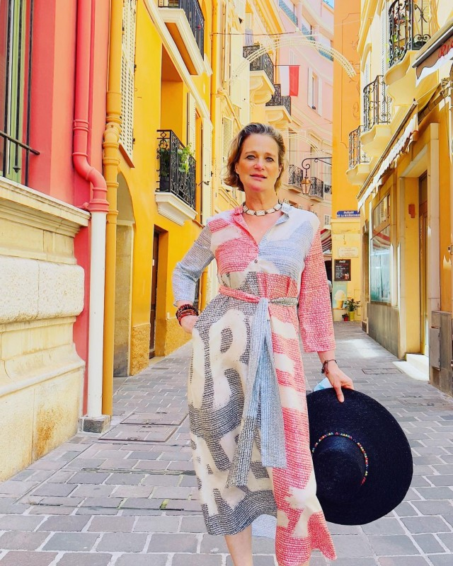 Эксклюзив для Point de Vue: Дельфина Бельгийская рассказывает о своей новой