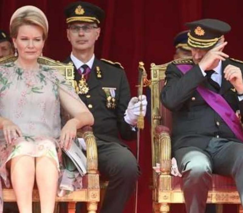 Национальный день Бельгии: парад - Обновляется