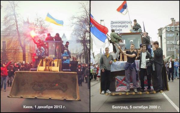 киев белград