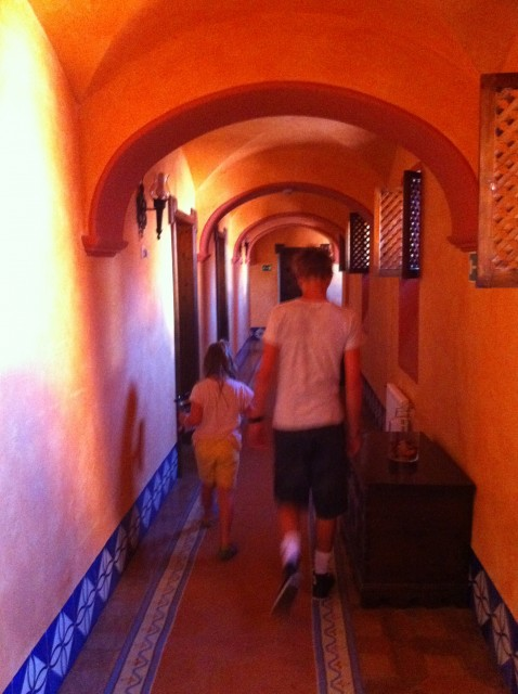 Испанские приключения татьяны Лазаревой
