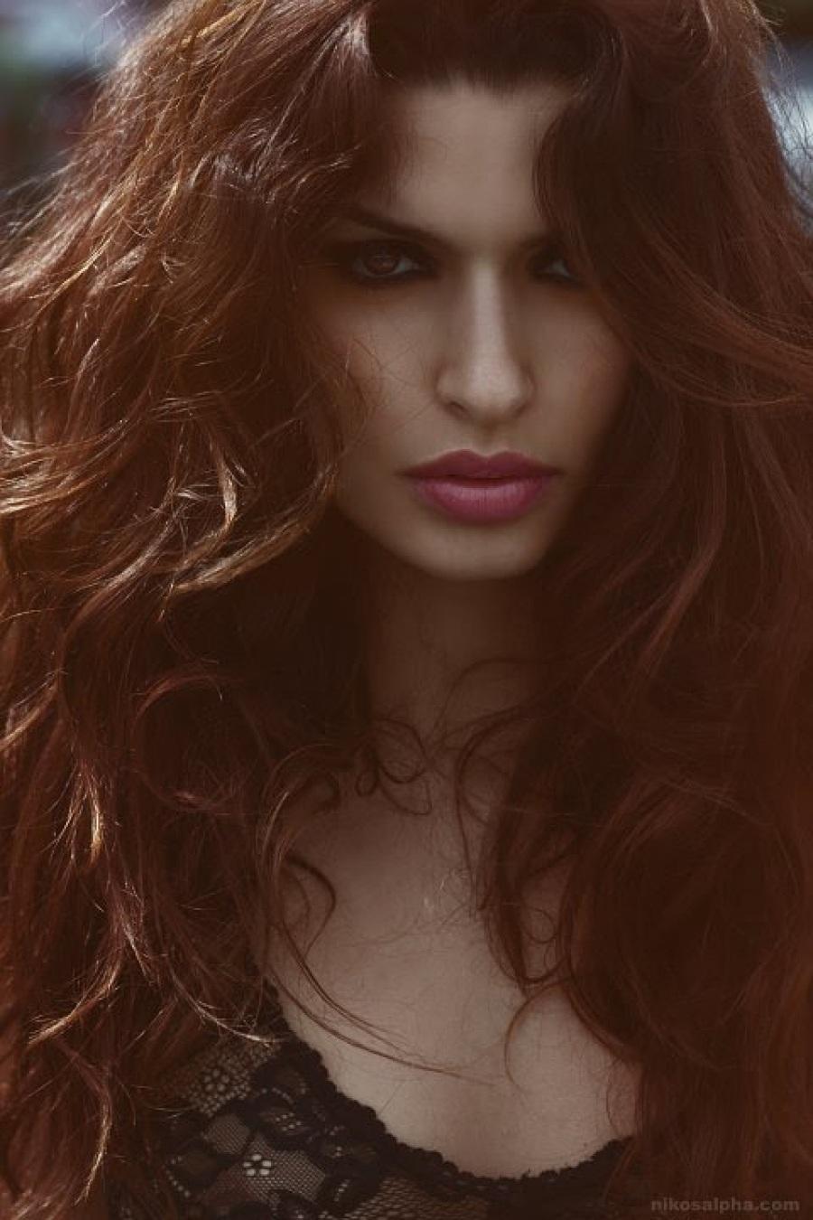 Фото девушки гречанки 10 фотография