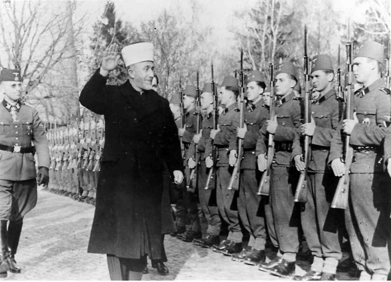 Муфтий приветствует боснийских ССовцев