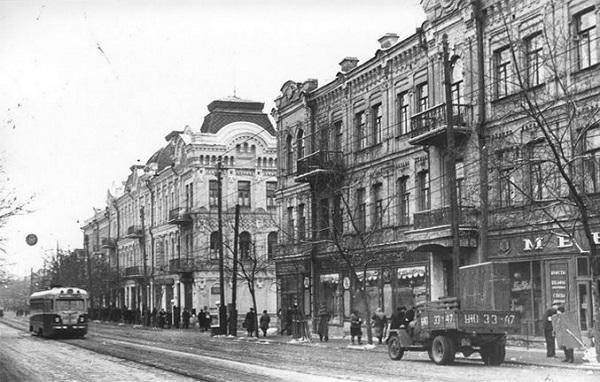 Центр Киева, 1950-е