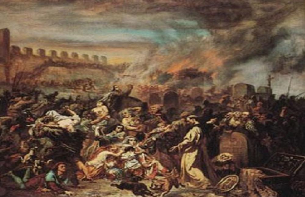 Резня евреев в Страсбурге в 1349 г.