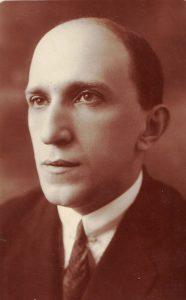 Яков Исаакович Серебрянский