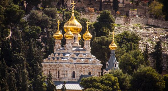 הכנסיה הרוסית