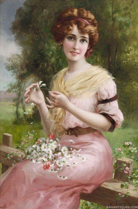 Гадание по цветам от Lazuranna, мои украшения