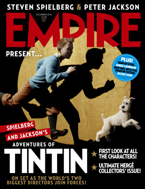 EMPIRE First Full Tintin Pictures