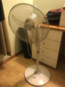 почти рабочий вентилятор