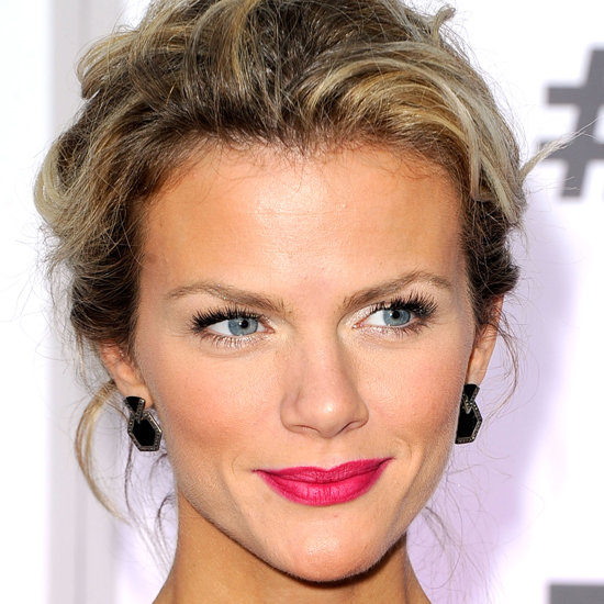 Party-Hairstyles-New-Year-Eve на Brooklyn Decker