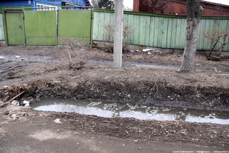 Тротуары в Уссурийске