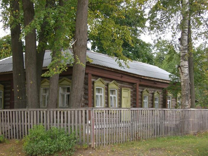дом музей А.П. Бородина Давыдово Владимирская область