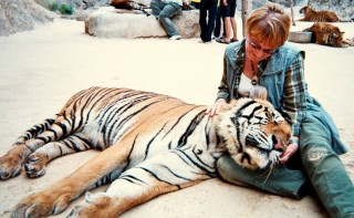 Trudy and the Tiger