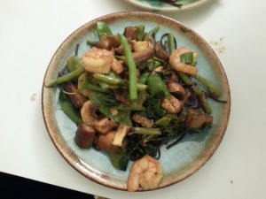 Stirfry the sequel