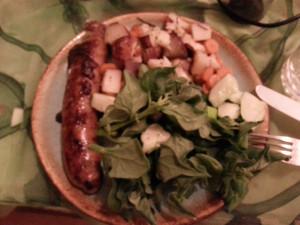 Sausages precious