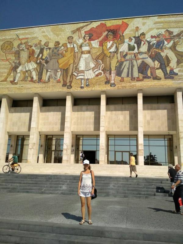 Путешествие в контрастную Албанию (сентябрь-октябрь 2017)