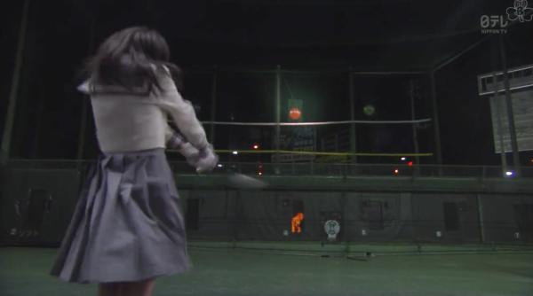 Yowakutemo Katemasu episode 3 baseball overview post: yowakutemo