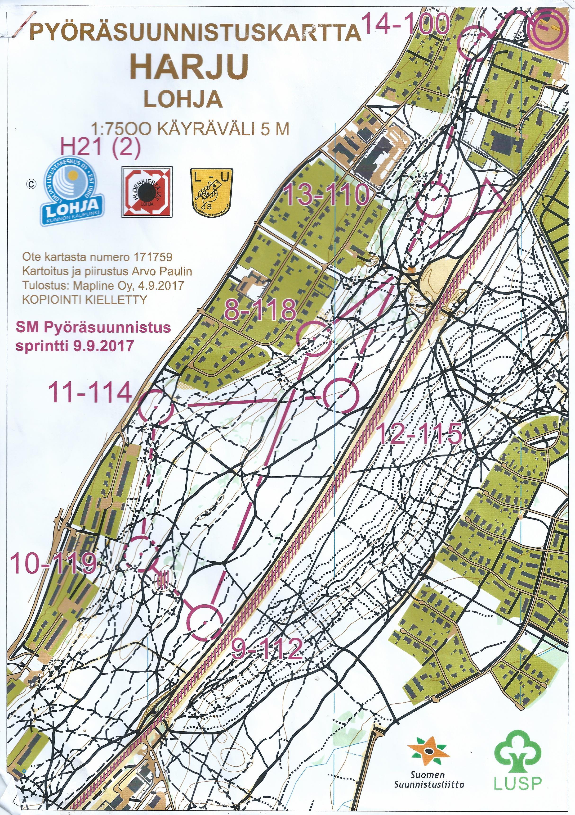 Карта спринт 2
