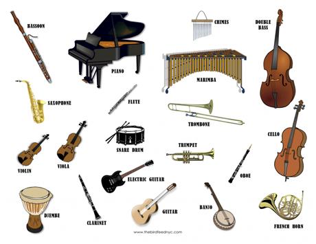 4 musical instr
