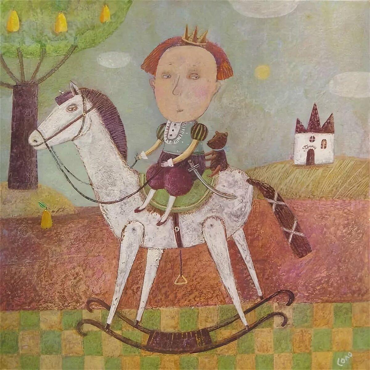 Иллюстрация Светланы Соловьёвой