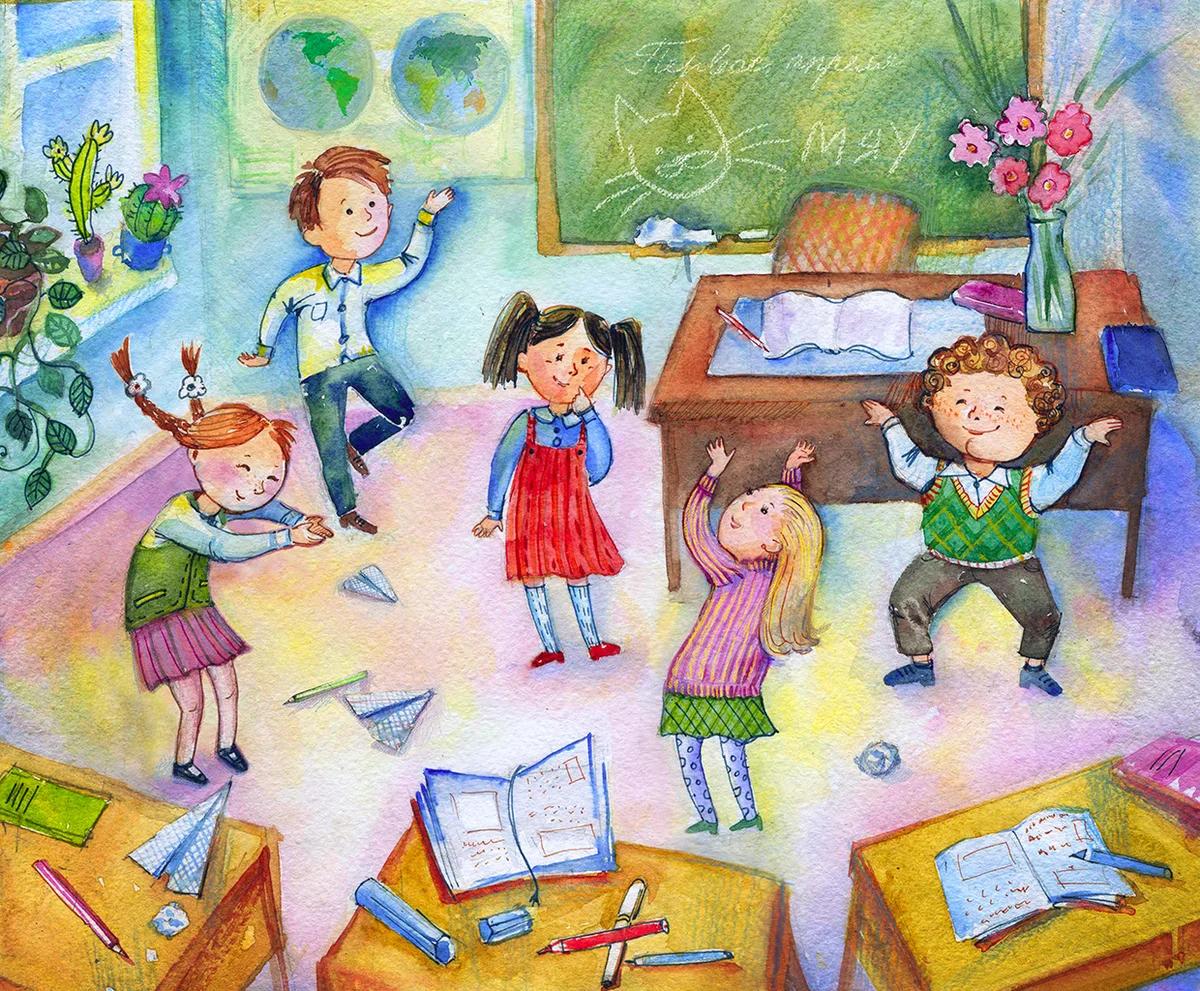 Иллюстрация Нины Ёжик