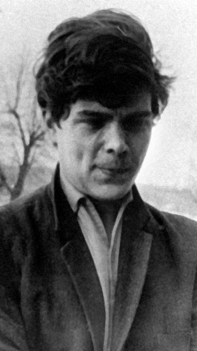 Венедикт Ерофеев, 1968 год, деревня Мышлино. Фото И. Авдиева