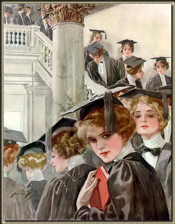 Здесь и далее: иллюстрации Харрисона Фишера (1875/77 — 1934)