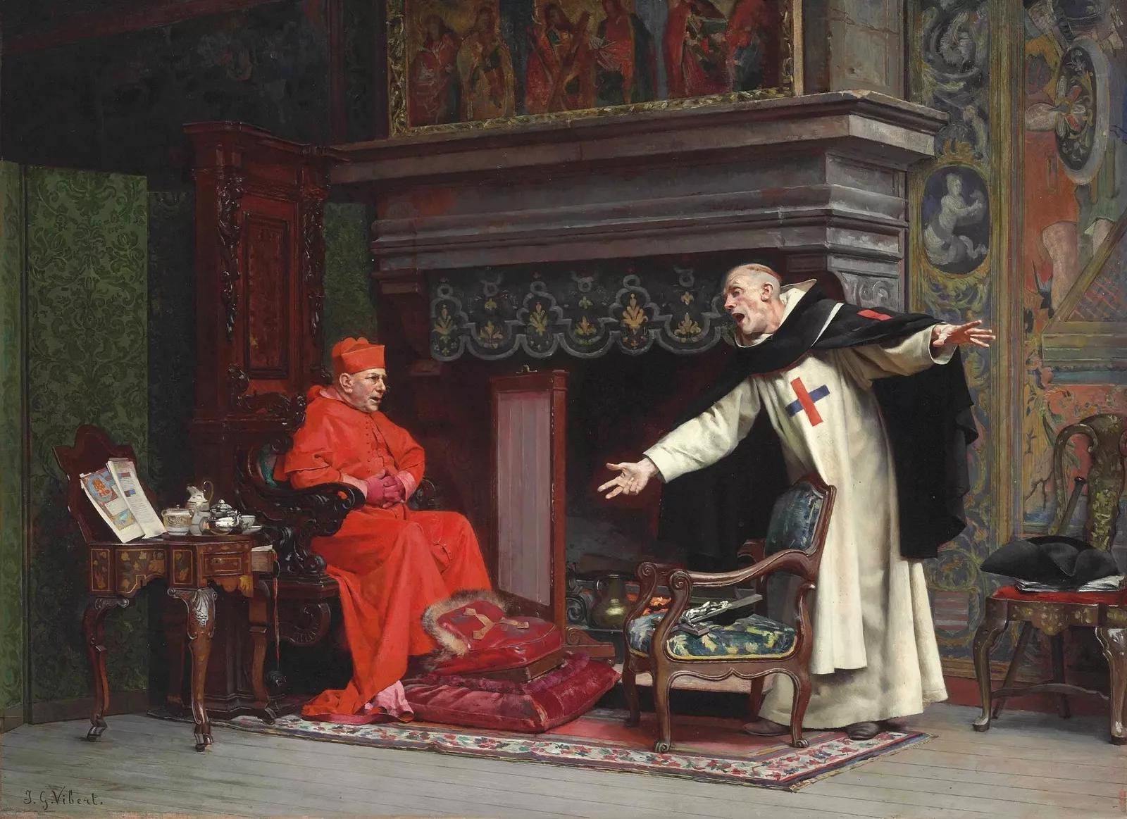 Жан Жорж Вибер «Приключения миссионера»