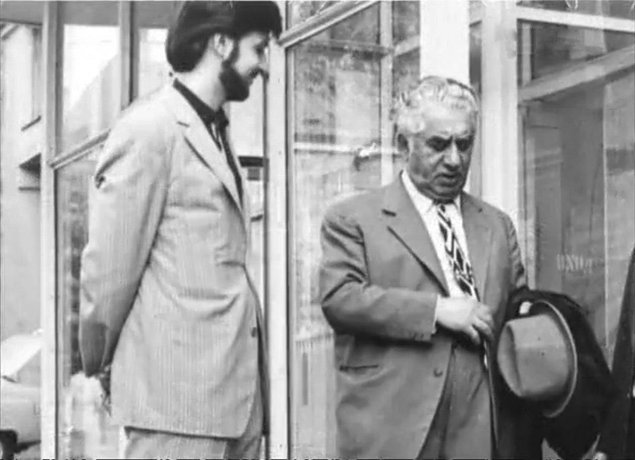 Алексей Рыбников и Арам Хачатурян