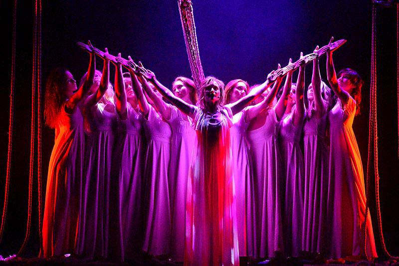 «Юнона и Авось» в постановке Театра Алексея Рыбникова (Фото: Театр Алексея Рыбникова).