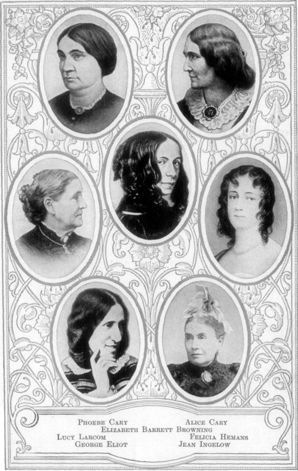 Писательницы викторианской эпохи
