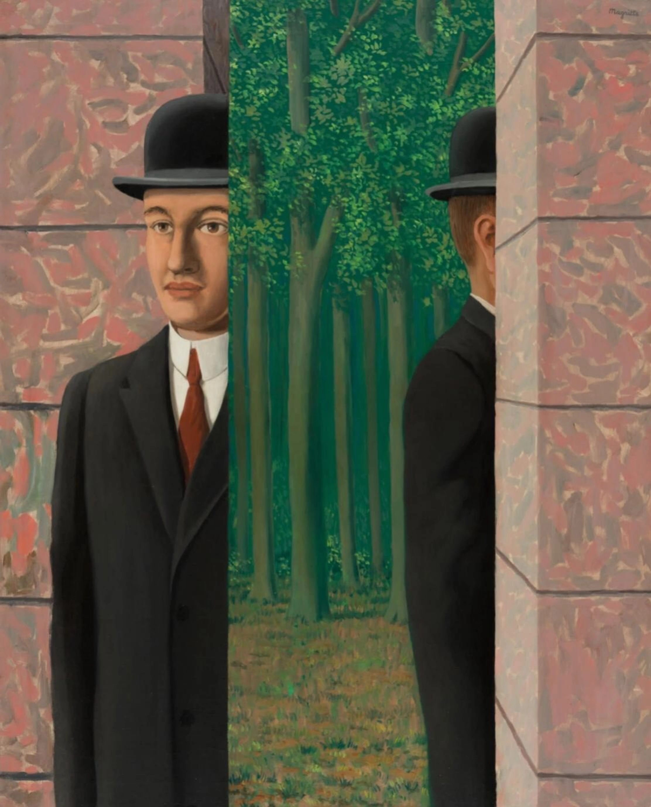Рене Магритт «Общее место» (1964)