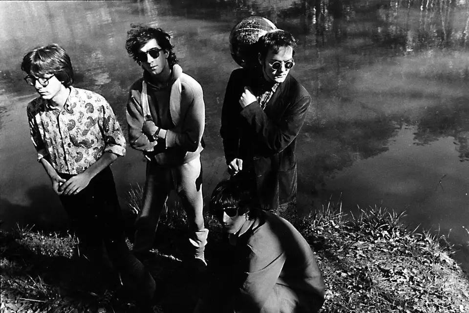 R.E.M., Афины, Джорджия, 1985 (photo © Paul Natkin)