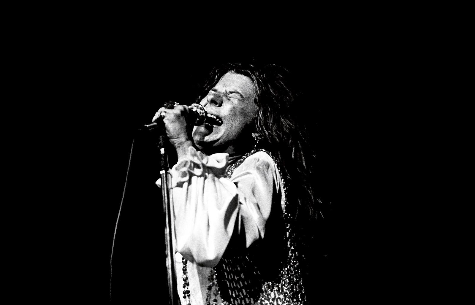 Дженис Джоплин, 1970 (photo © Neil Preston)