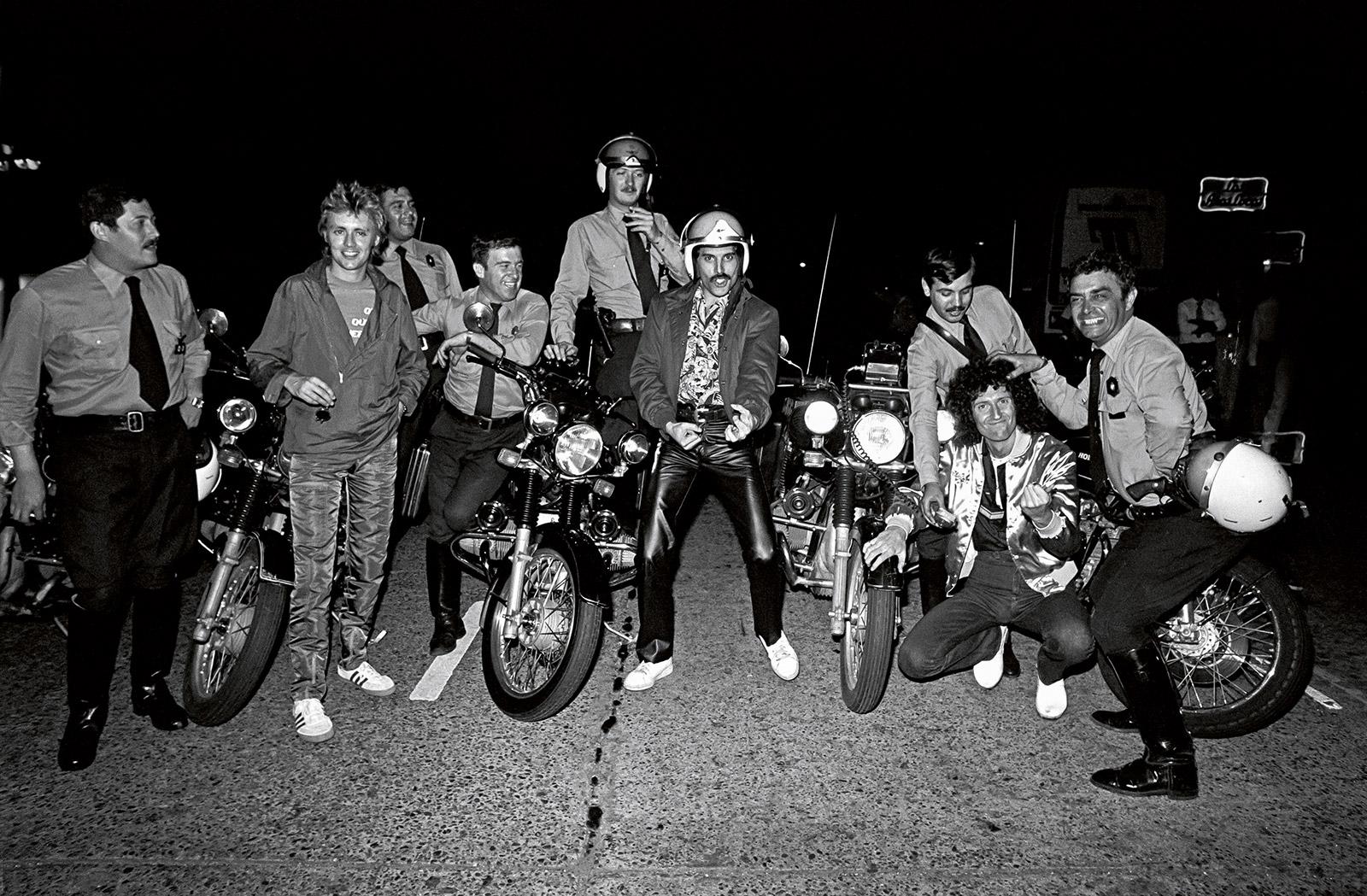 Queen в Аргентине, 1981 (photo © Neil Preston)