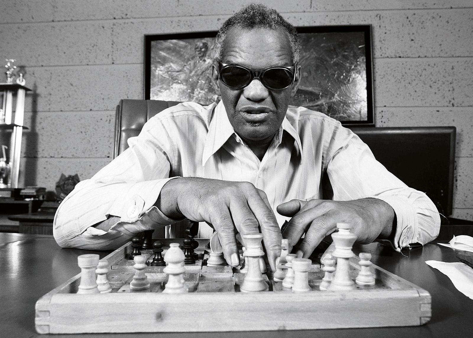 Рэй Чарльз, 1981 (photo © Neil Preston)