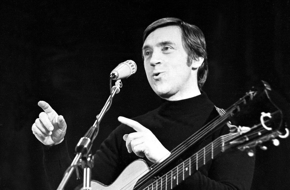 Владимир Высоцкий в Новокузнецке, февраль 1973 года
