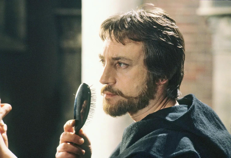 Владимир Высоцкий — Дон Гуан (на съёмочной площадке «Маленьких трагедий», 1979)