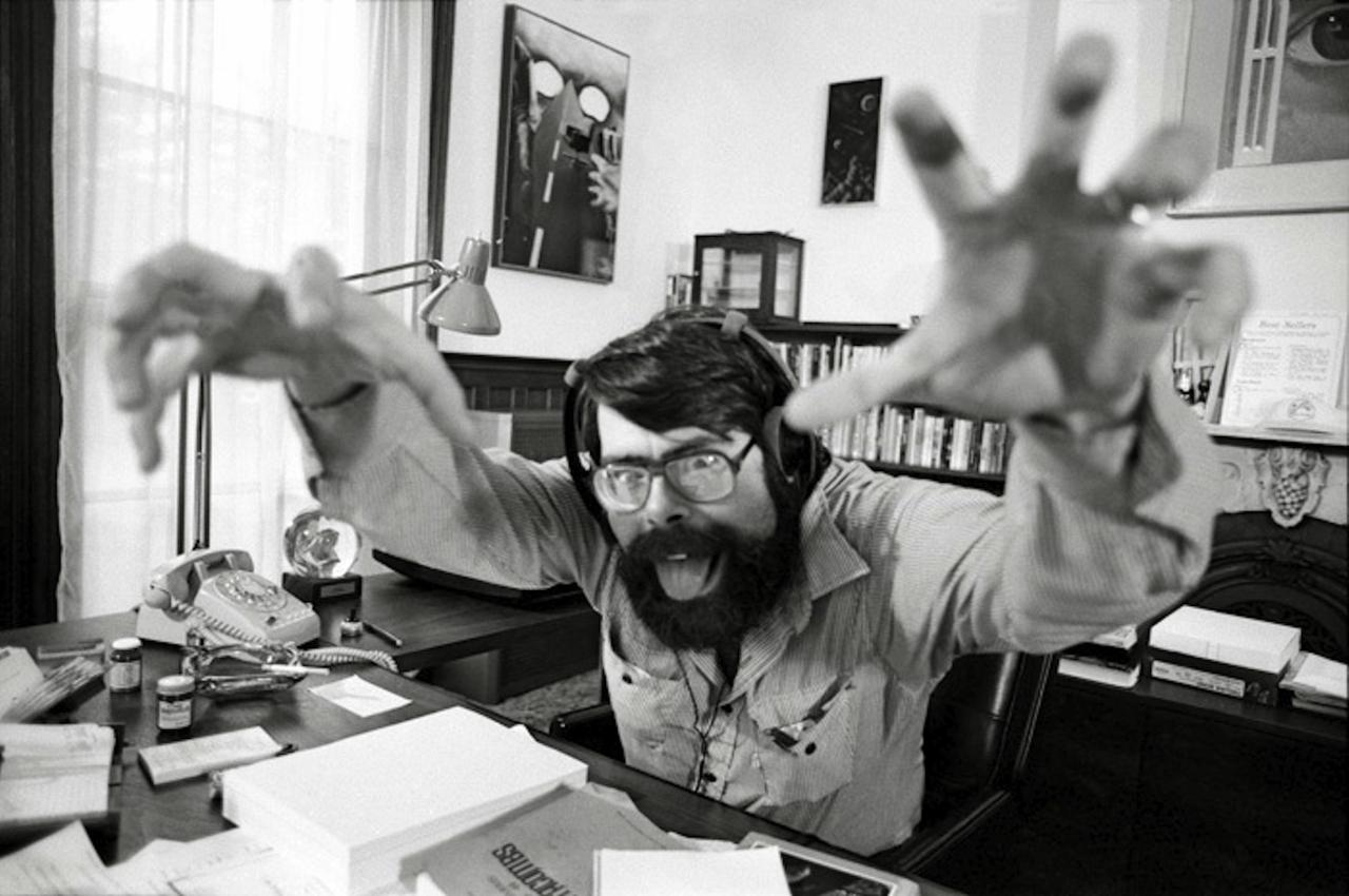 Стивен Кинг (1983)