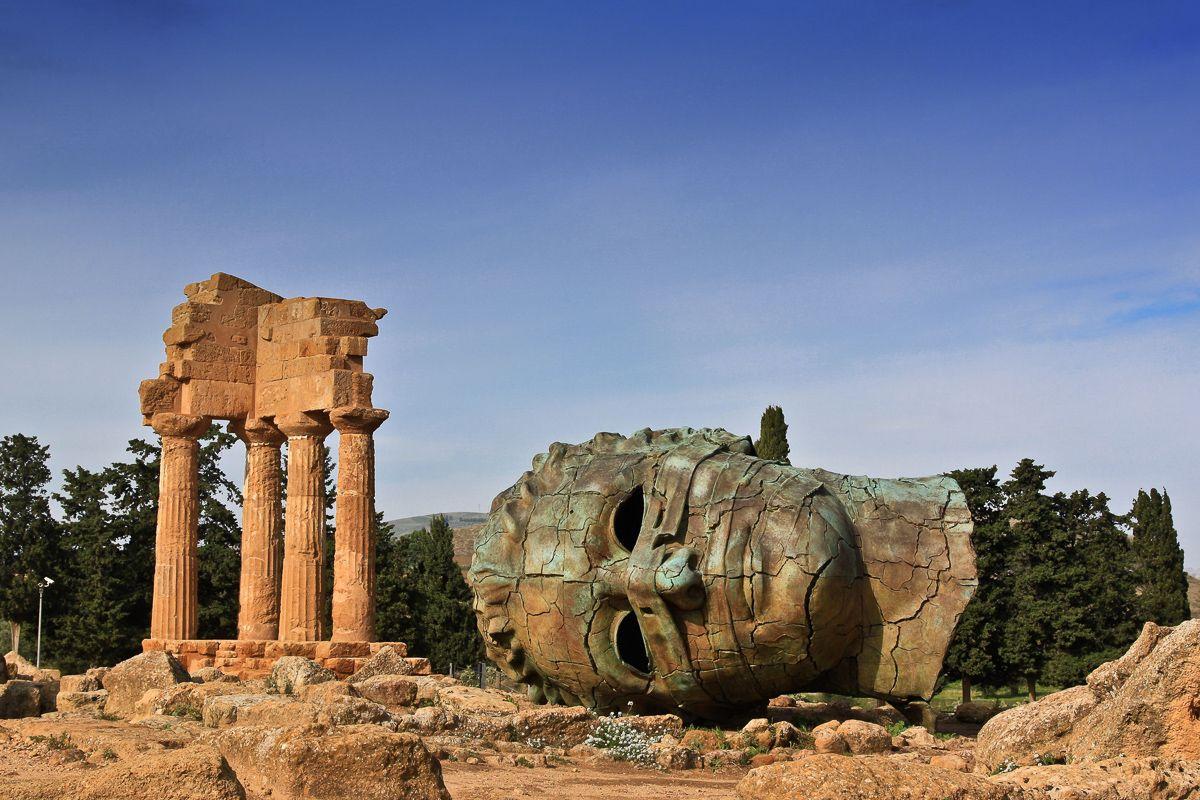 Символы Долины храмов в Агридженто, включенной в список объектов Всемирного наследия ЮНЕСКО (Фото: depositphotos.com)