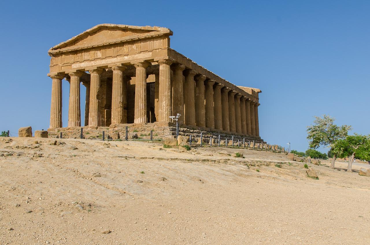 Храм Конкордии (Фото: pixabay.com)