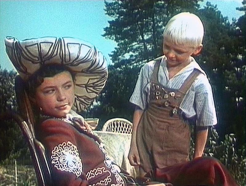 Кадр из фильма «Сомбреро» (1959, реж. Т. Лисициан)