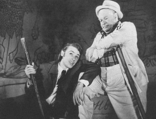 Спектакль Иркутского драматического театра «Прощание в июне» (1960-е)